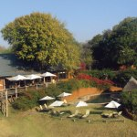 Mala Mala Game Reserve Sable Camp Lodge Exterior View