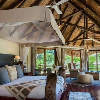 Ulusaba Safari Lodge River Room Accommodation