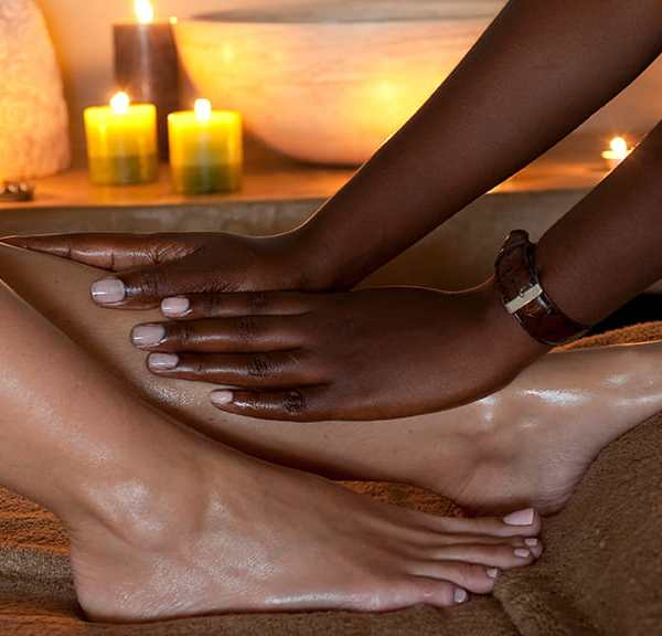 Arathusa Safari Lodge Foot Massage