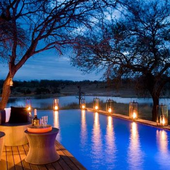 Chitwa Chitwa Private Game Lodge Swimming Pool