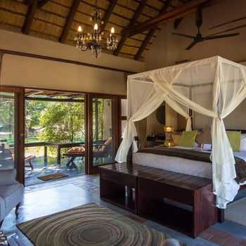 Inyati Game Lodge Room Standard Chalet