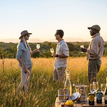 Sabi Sands Game Reserve Bush Sundowners