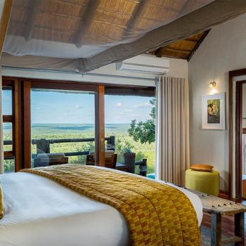 Sabi Sands Game Reserve Makwela Luxury Suite