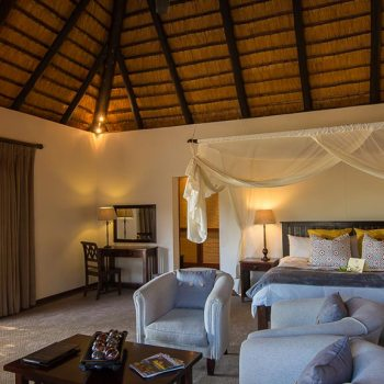 Sabi Sands Private Game Reserve 4 Star Accommodation Double Bed