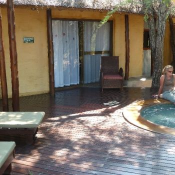Djuma Vuyatela Lodge Splash Pool