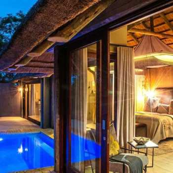 Leopard Hills Private Game Reserve Luxurious Suite With Pool