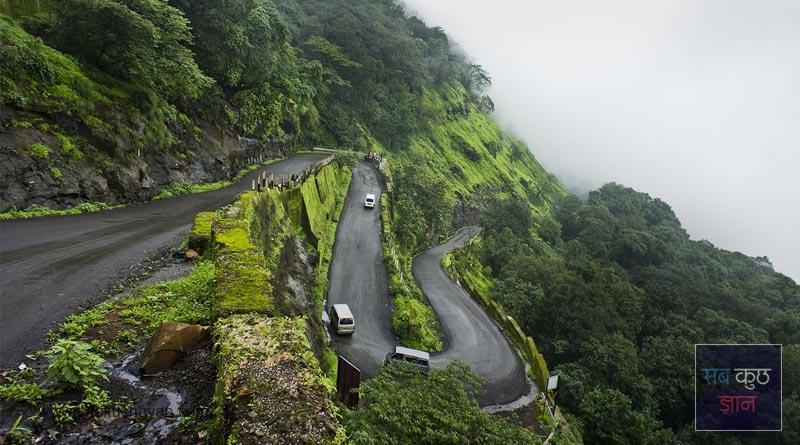 'Caucasus'-road,-Russia