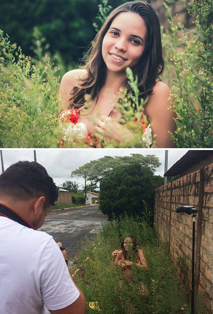 behind the photography, amazing photos, photo trick,