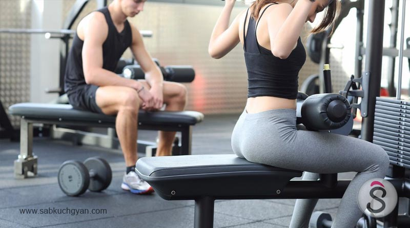 fitness tips, workout at gym, important things