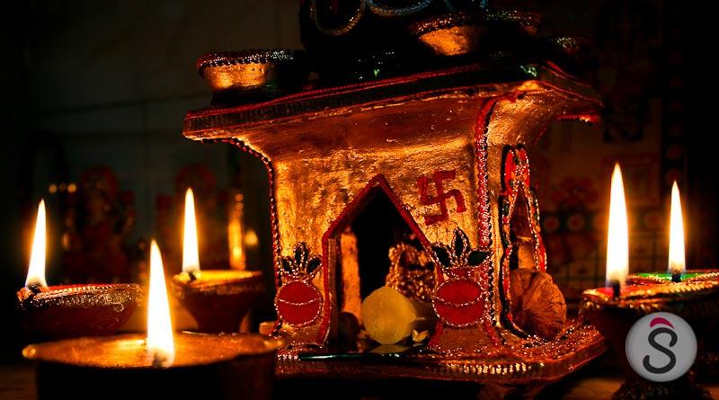laxmi pujan, diwali, vastu se dhan prapti, deepawali ki puja kaise karen, puja vidhi, dhan prapti