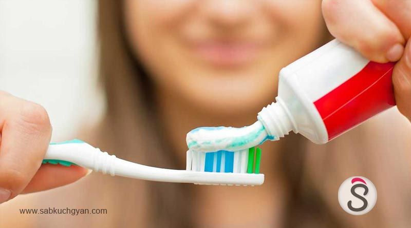 know your toothpaste lines