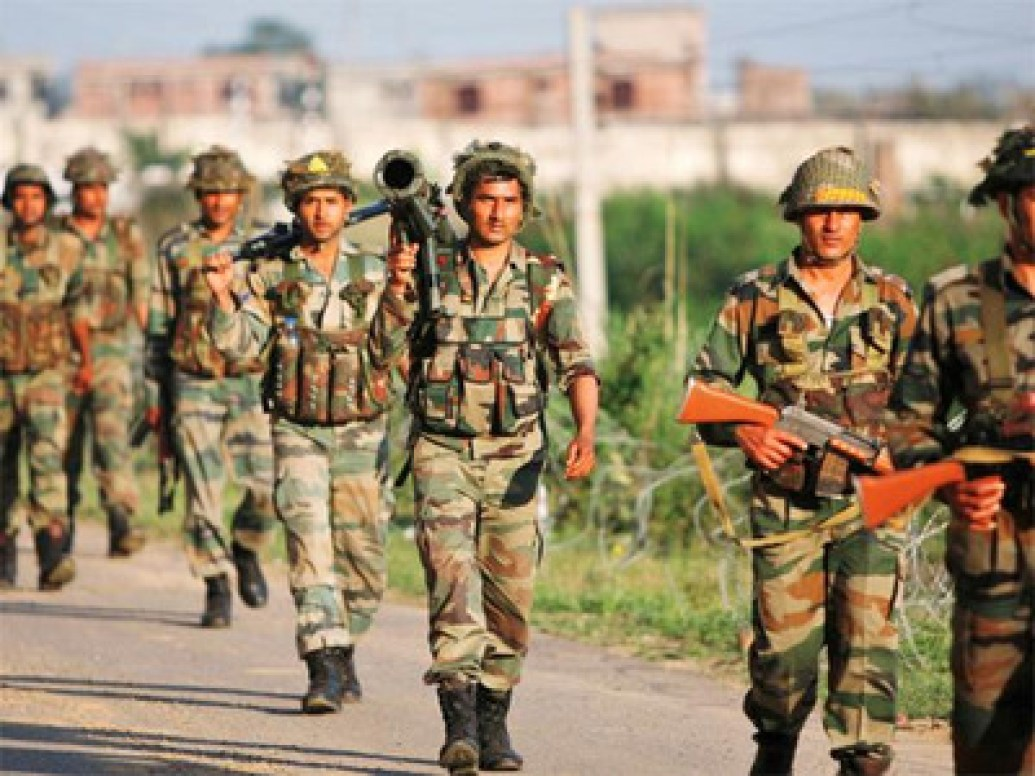 recruitment 2017, indian army