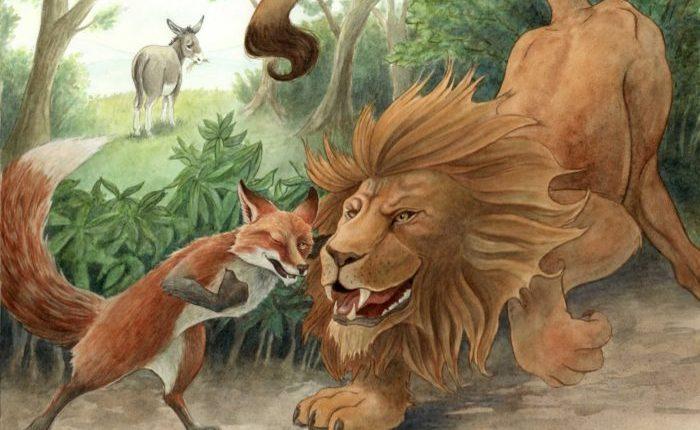 Kids Jungle Story in hindi