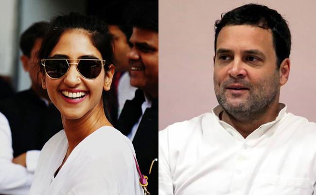 Aditya Singh gave a stop to the rumors of marrying Rahul Gandhi (3)