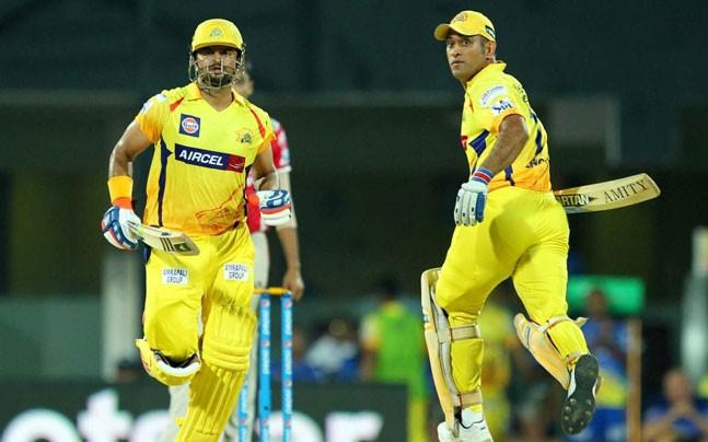 IPL 2018 Suresh Raina's Superb Betting in Chennai SuperKing Playoffs