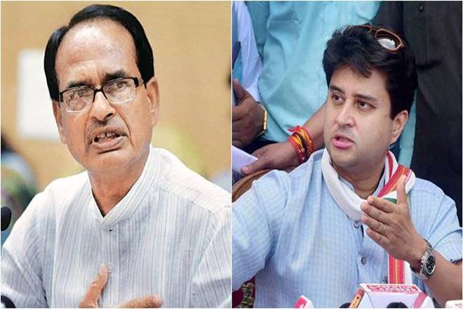 Which of the three exit poles of the Madhya Pradesh elections will be held in 2019