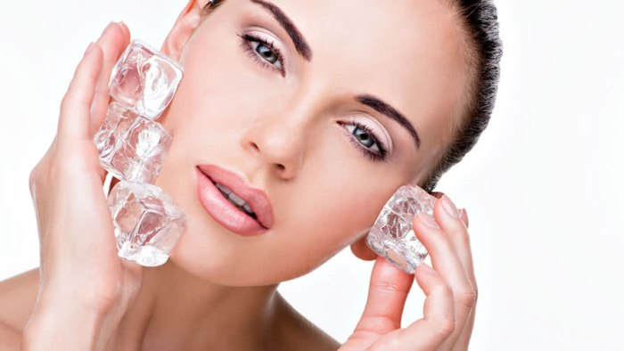Beauty Tips Always be the youngest to adopt this domestic tips