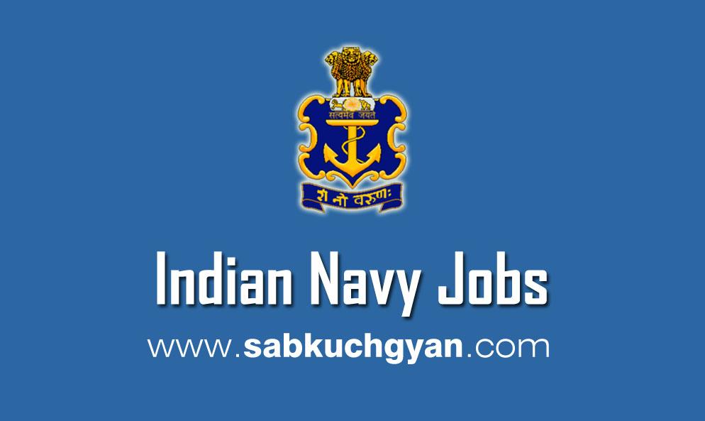 Indian-Navy jobs 2018