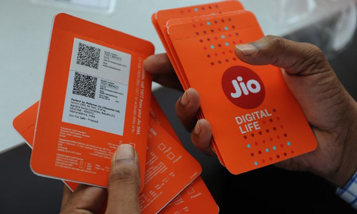 new sim offer jio