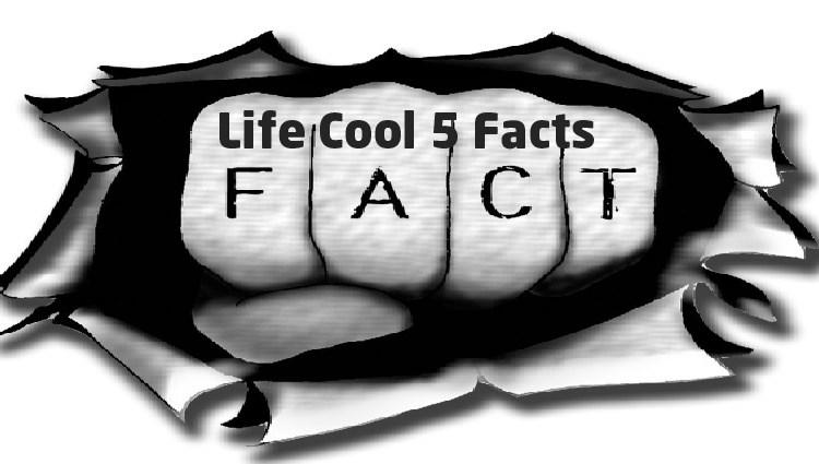5 cool fun facts in hindi