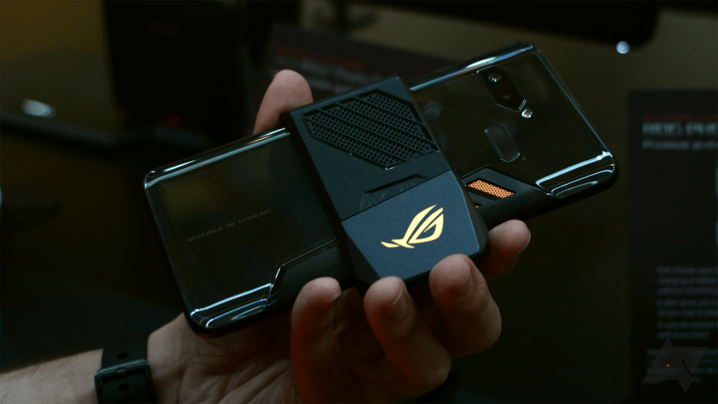 Another powerful and powerful Asus Rog Gaming smartphone from Asus
