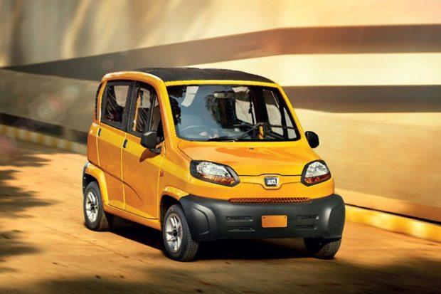 Bajaj Qute car in India, know the price
