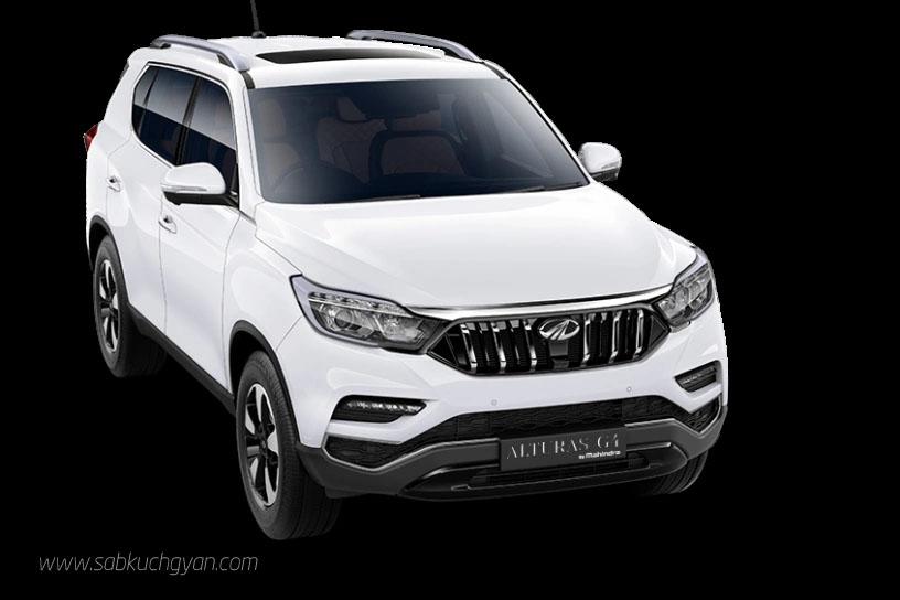 Mahindra Alturas G4 SUV