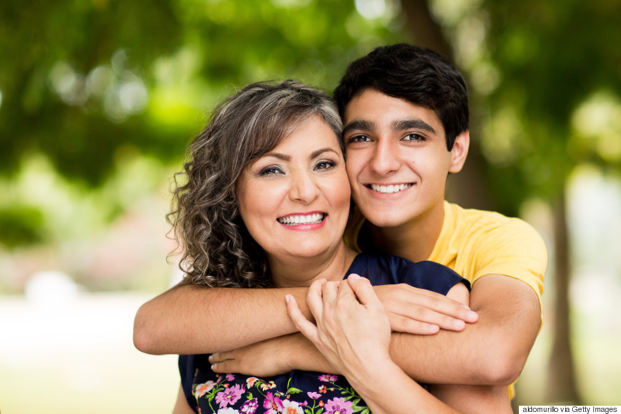 Mother daughter and son article
