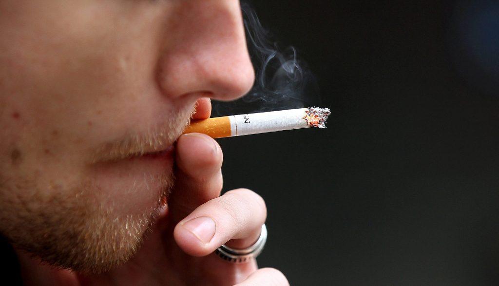 do not smoking after tea