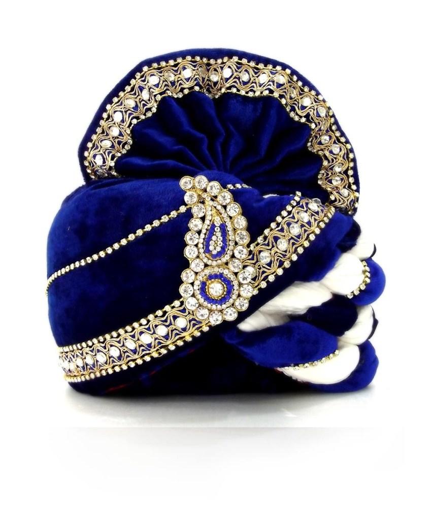 wedding turban latest cool designs (5)