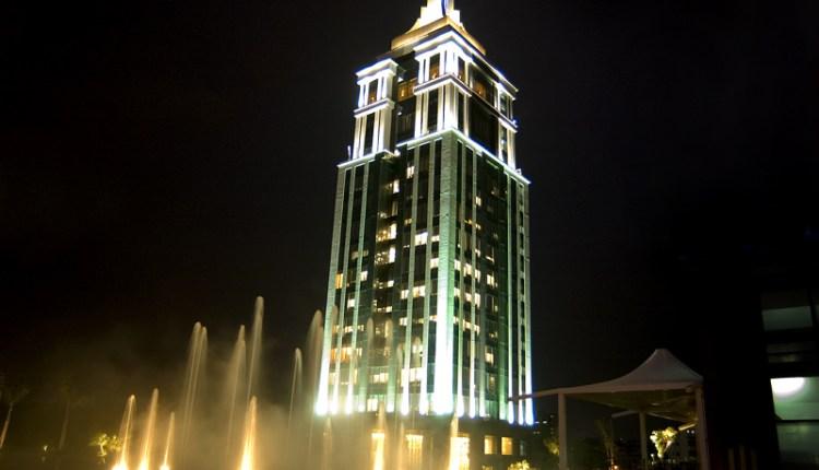 UB CITY