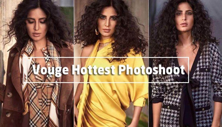 Hottest photoshoot for Katrina's Famous Vogue Magazine