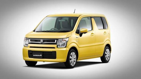 Popular Budget Hatchback Car Wagon R Can Launch January
