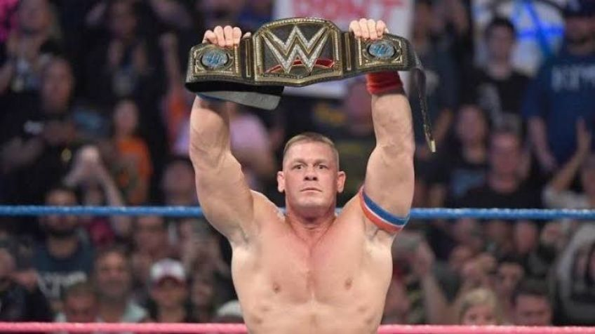 These five wrestlers who won the WWE title belt
