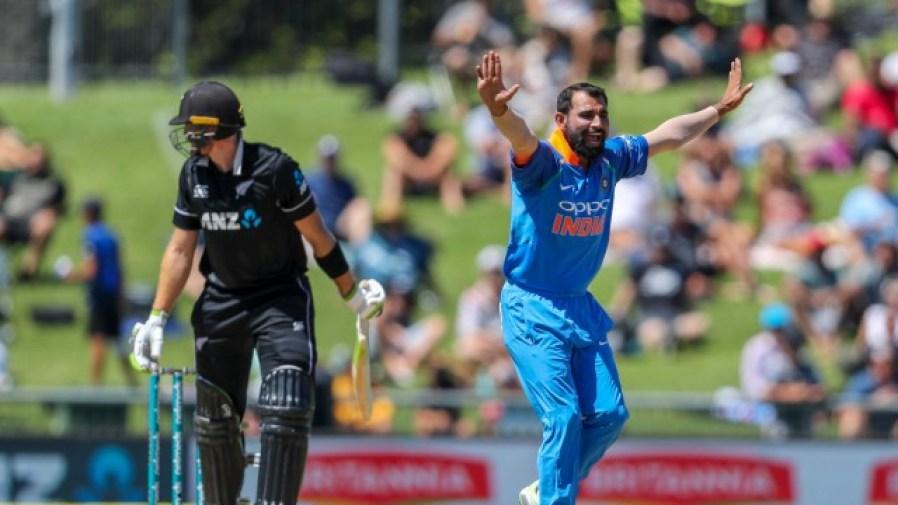 1ST ODI IND VS NZ 2019