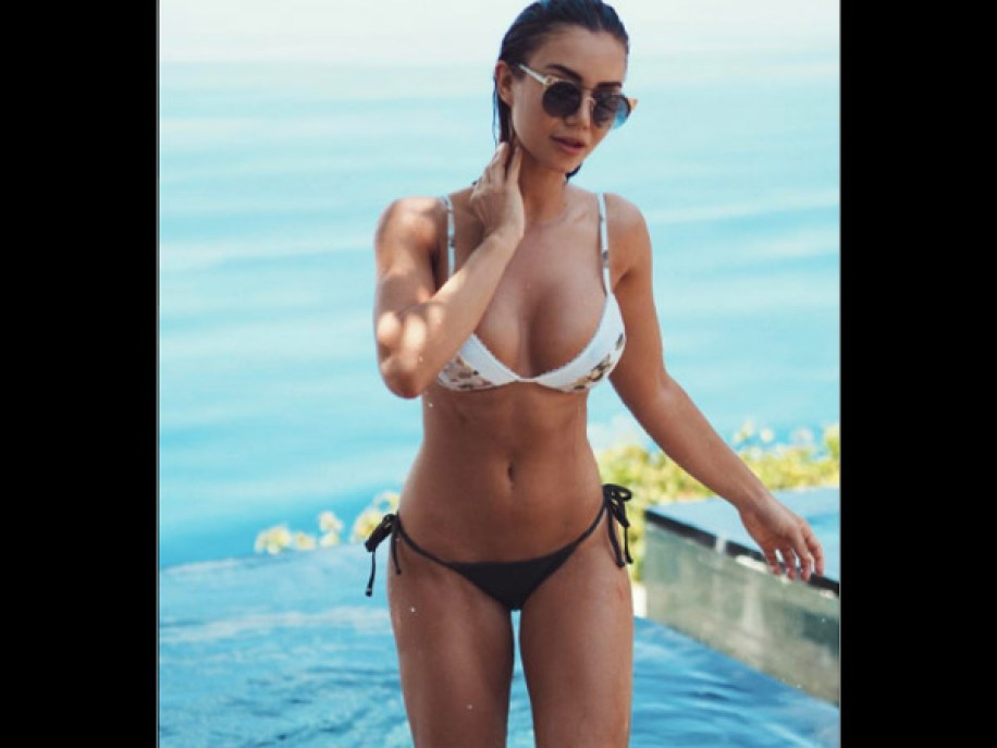 This girl pia muehlenbeck advocate strom in Instagram