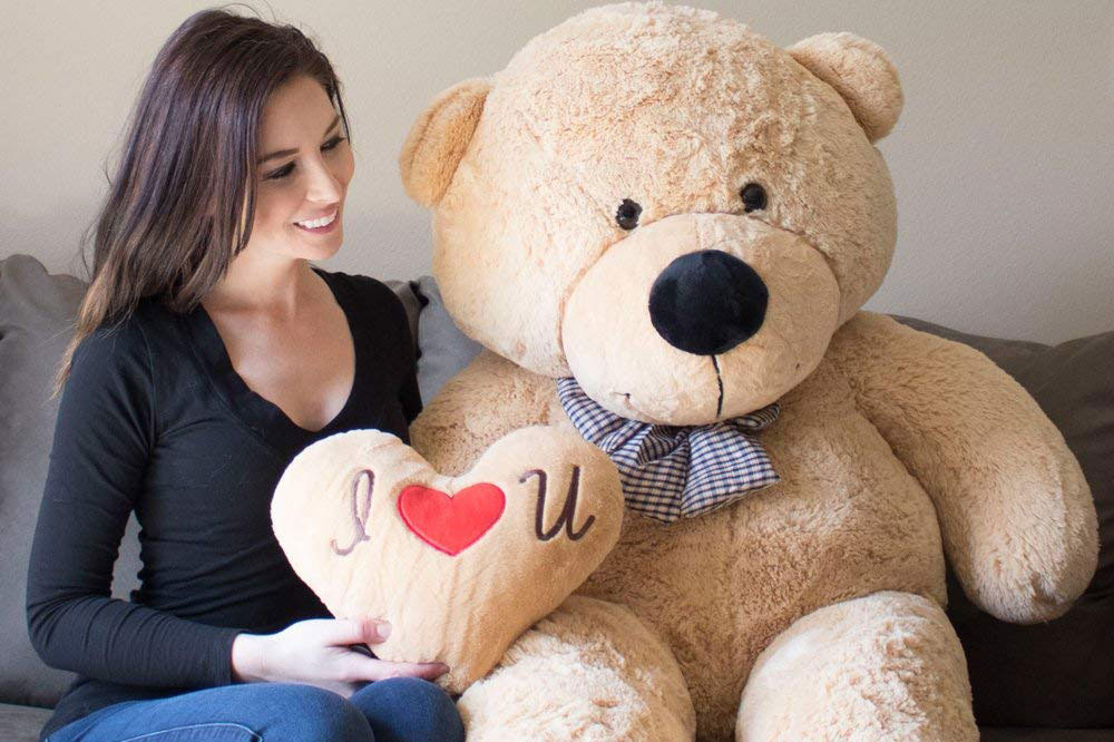 Valentine Day Give Teddy Day to your partner this color teddy bear, know the meaning of 9 colors (4)