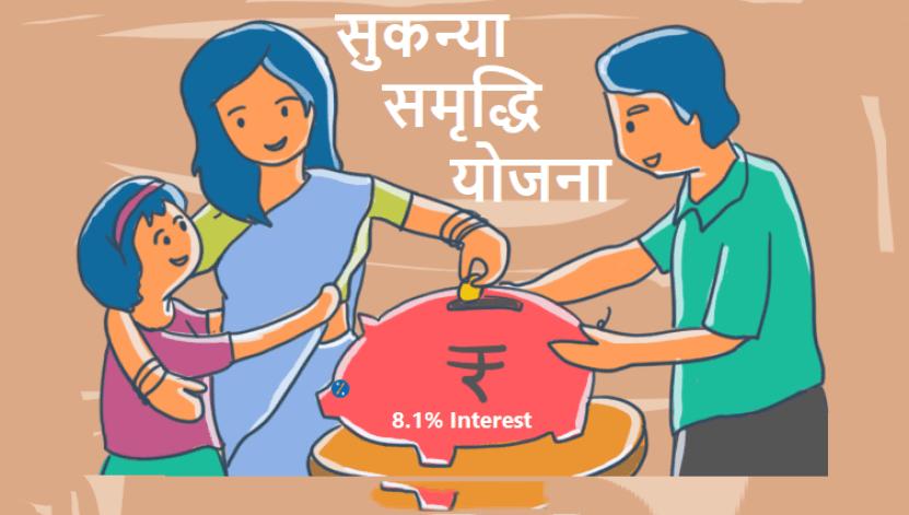 Sukanya Samriddhi Yojana benefites