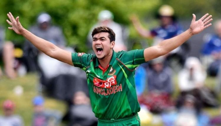 Bangladeshi cricketers Taskin Ahmed not to meet in world team due to emotional and only crying in front in media