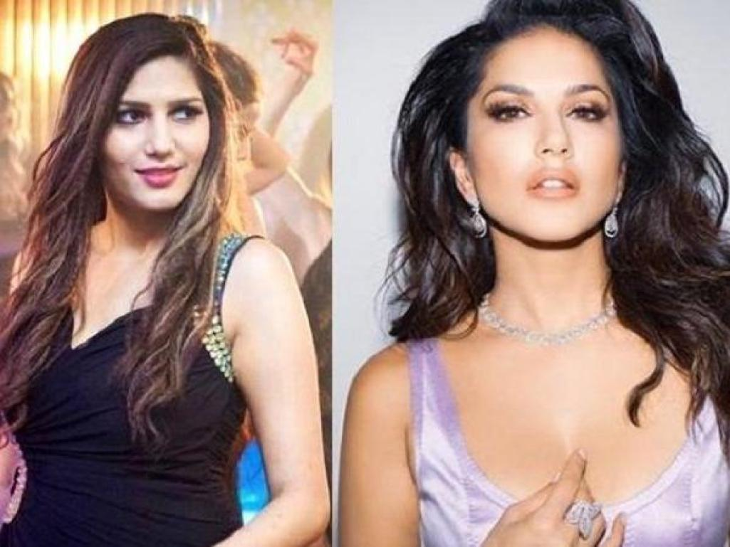 On this video, Sapna Chaudhary was seen fighting hard. See Sunny Leone Viral Video