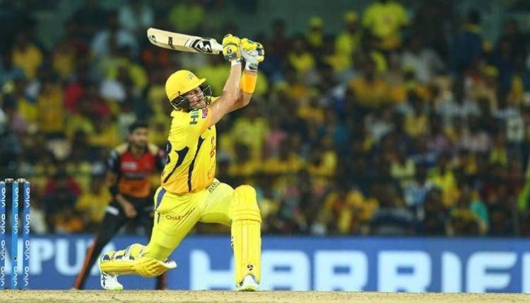 Shane Watson defeats Sunrisers Hyderabad by six wickets in an explosive innings