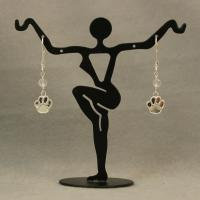 Sable Greyhound Gifts: Earrings