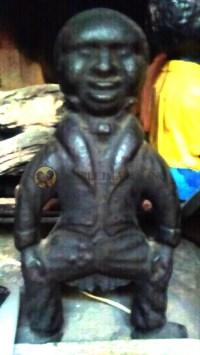 Fireplace Statue
