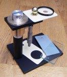 Il mio sistema di ascensore per micrometrica foto foraminiferi
