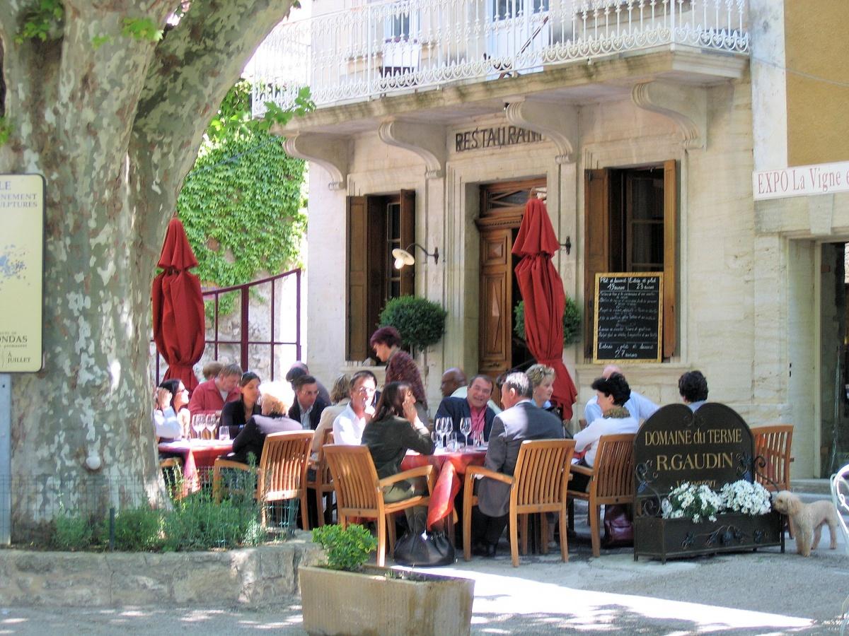 Sablet Restaurants