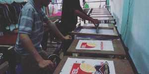 Tempat Cetak Kaos di Makassar