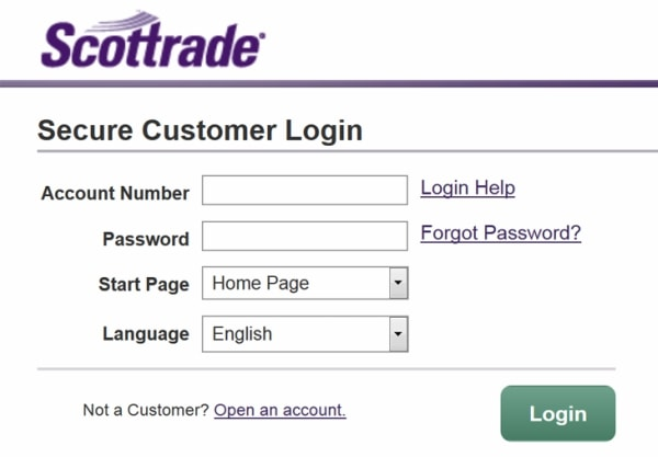 Scottrade Account Sign Up and Login Portal – Activate My Scottrade Account
