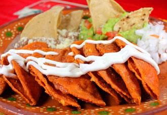 comida tpica mexicana