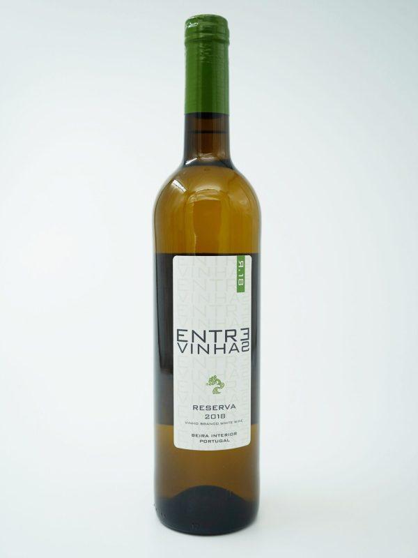 Vinho Branco 750ml Entre Vinhas Reserva 2018