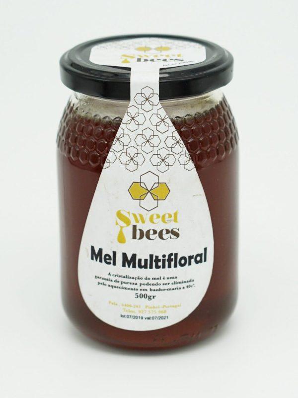 Multifloral Claro 500g Sweet Bees